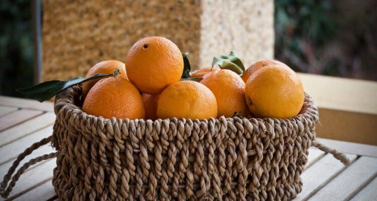 5 zdrowych powodów, dla których warto jeść pomarańcze!