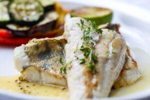 Ryby - dzisiejszy solenizant