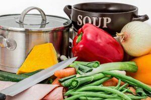 Zdrowe Jedzenie i Gotowanie - Dzień Europejski