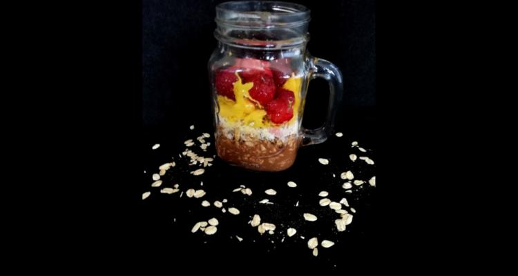 Owsianka – idealna na drugie śniadanie do pracy!