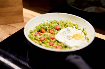 Zielony ryż z brokuła – spróbuj i pokochaj!